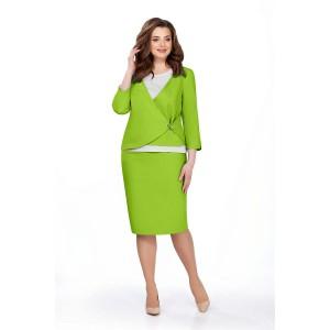 TEZA 127 Комплект юбочный (салатовый)