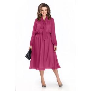 TEZA 144 Платье (фиолетовый)