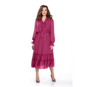 TEZA 157 Платье (фиолетовый)
