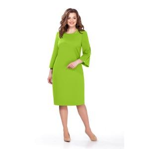 TEZA 161 Платье (салатовый)