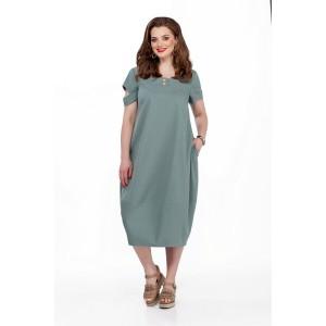 TEZA 175 Платье (мох)