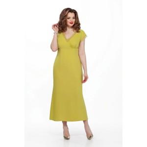 TEZA 197 Платье (горчица)