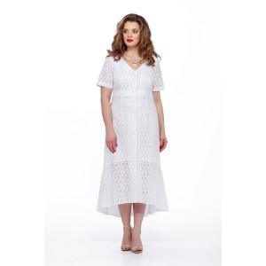 TEZA 203 Платье (белый)