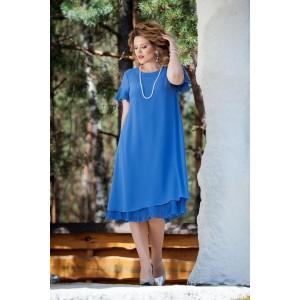 TEZA 219 Платье (василек)
