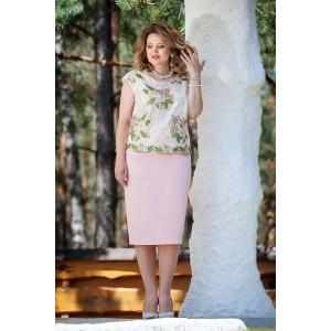 TEZA 220 Комплект юбочный (нежно-розовый)
