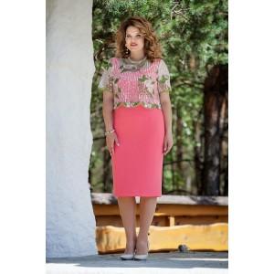 TEZA 227 Комплект юбочный (розовый)