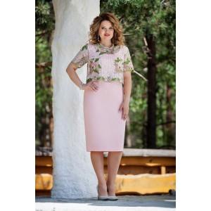 TEZA 227 Комплект юбочный (нежно-розовый)