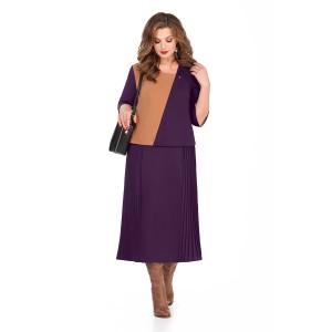 TEZA 238 Комплект юбочный (фиолетовый)