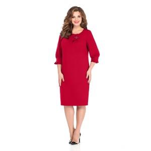 TEZA 243 Платье (красный)