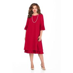 TEZA 250 Платье (красный)