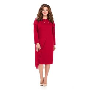 TEZA 252 Платье (красный)