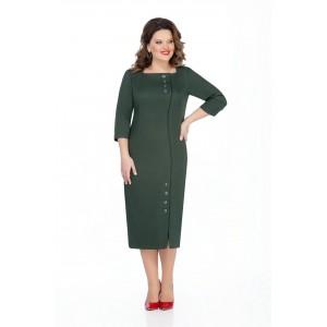 TEZA 253 Платье (серый)