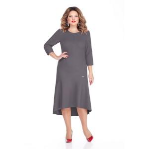 TEZA 254 Платье (серый)