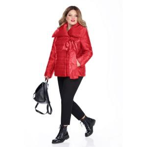 TEZA 261 Куртка (красный)