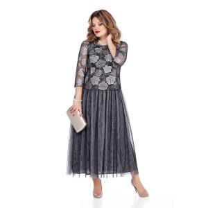 TEZA 262 Платье (серый)