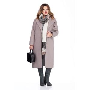 TEZA 267 Пальто (серый)