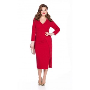 TEZA 270 Платье (красный)