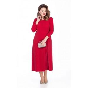 TEZA 271 Платье (красный)