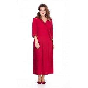 TEZA 272 Платье (красный)