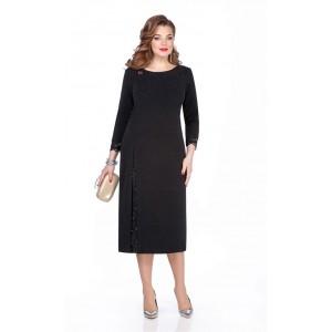TEZA 273 Платье (черный)