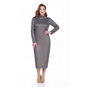 TEZA 277 Платье (серый)
