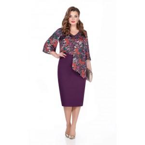 TEZA 293 Комплект юбочный (фиолетовый)