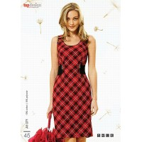TOP-DESING  A1-071 Платье