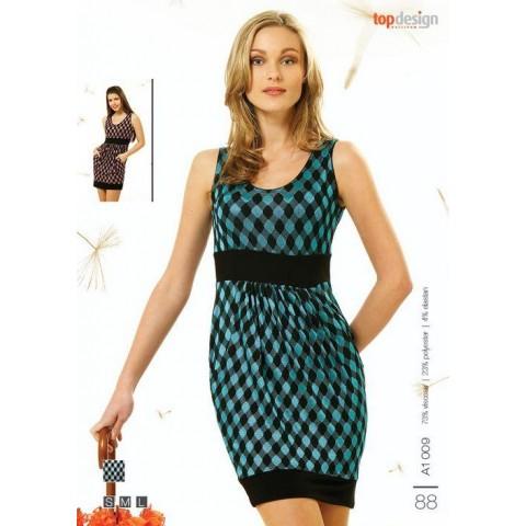 TOP-DESING  A1-009 Платье