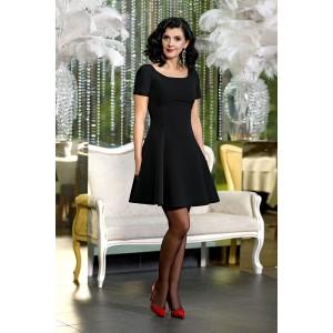 TVOJ IMIDZH 8923 Платье (черный)