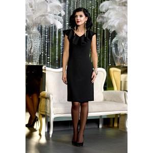 TVOJ IMIDZH 8927 Платье (черный)