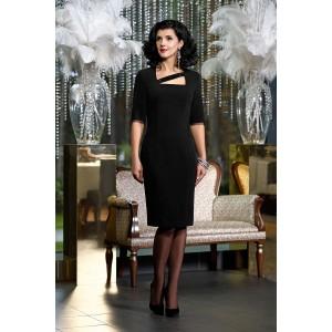 TVOJ IMIDZH 8970 Платье (черный)