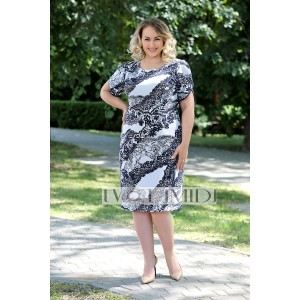 TVOJ IMIDZH 9128 Платье