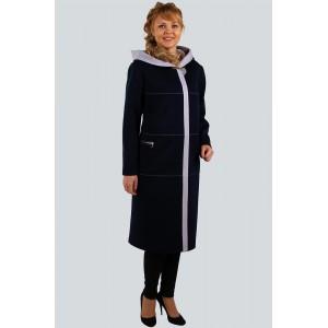 ZLATA 4109 Пальто синий