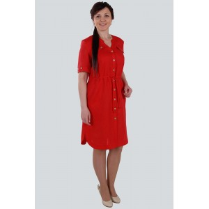 ZLATA 4179 Платье (красный)