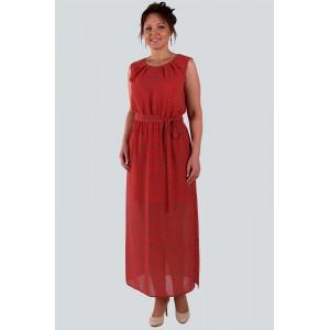 ZLATA 4191 Платье (красный)