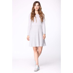 My fashion house 2619 Платье серебро