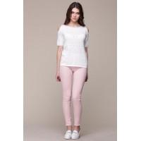 My fashion house 3196 Джемпер белый