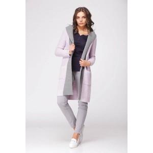 My fashion house 3308 Пальто лаванда