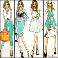 Как выглядеть модно весной 201