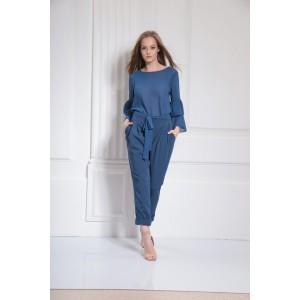 AMORI 6306  голубой Блуза