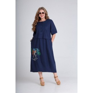 ANDREA STYLE 00254 Платье