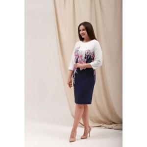 ANGELINA 6502 Платье