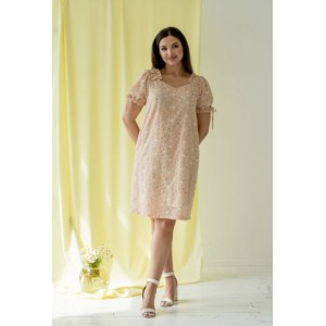 ANGELINA 671 Платье