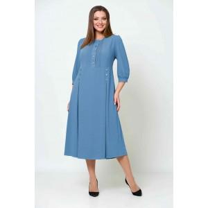 ASOLIYA  2538-3 голубой Платье
