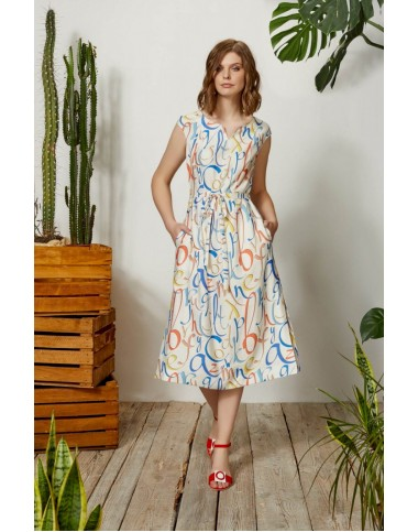 BAZALINI 3660 Платье