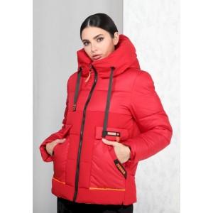 BEAUTIFUL-FREE 4007 красный Куртка