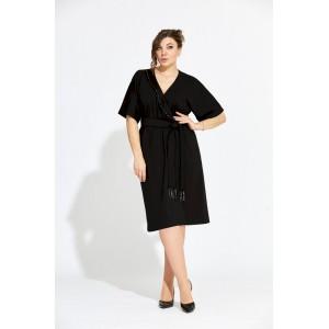 BEGIMODA 1001 черный Платье