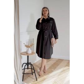 BEGIMODA 1006 черный Платье..