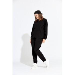 BEGIMODA 3001 черный Спортивный костюм