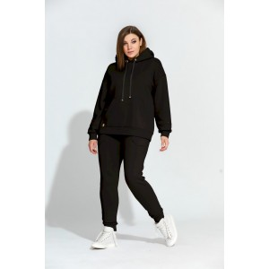 BEGIMODA 3003 черный Спортивный костюм
